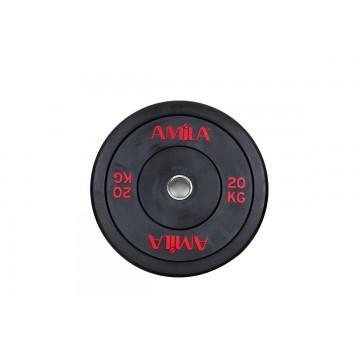 ΔΙΣΚΟΣ CROSSFIT ΕΠΑΓΓΕΛΜΑΤΙΚΟΣ 20kg 84602(AMILA)