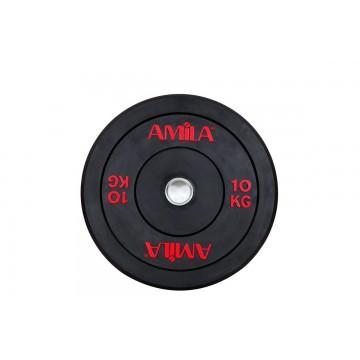 ΔΙΣΚΟΣ CROSSFIT ΕΠΑΓΓΕΛΜΑΤΙΚΟΣ 10kg 84601(AMILA)