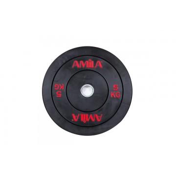 ΔΙΣΚΟΣ CROSSFIT ΕΠΑΓΓΕΛΜΑΤΙΚΟΣ 5kg 84600 (AMILA)