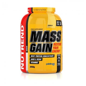 MASS GAIN PROTEIN 2.25kg CHOCOLATE (NUTREND)