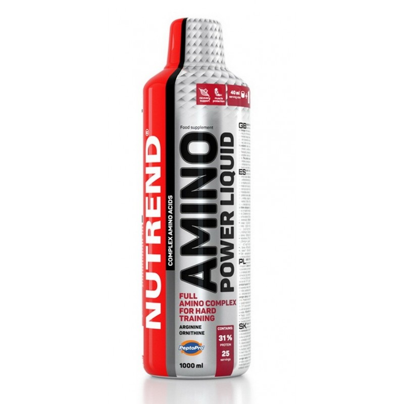 AMINO POWER LIQUID 1000ml (NUTREND)