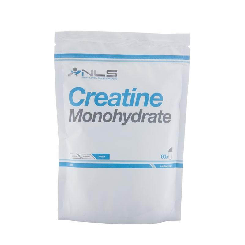 CREATINE MONOHYDRATE 300gr (NLS)