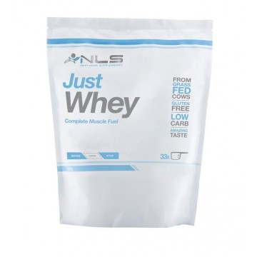 JUST WHEY 1kg (NLS)