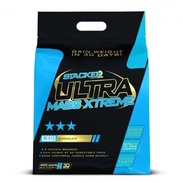 ULTRA MASS XTREME 4kg (STACKER2)