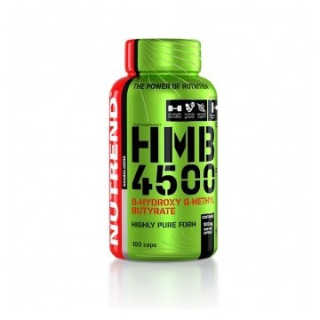 HMB 4500 100 CAPS (NUTREND)