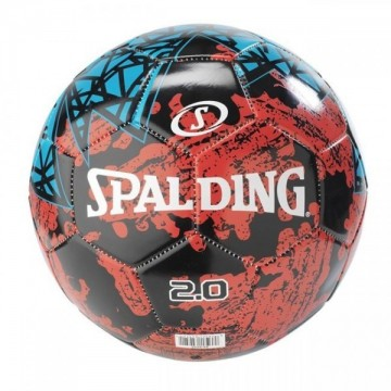 ΜΠΑΛΑ SOCCER BALL 2.0 ΜΠΛΕ/ΚΟΚΚΙΝΗ 64-952Ζ1 (SPALDING)