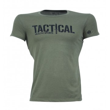 T-SHIRT ΑΝΔΡΙΚΟ TACTICAL 1111-14 ΛΑΔΙ (H&S)