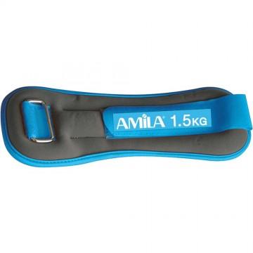 ΒΑΡΗ ΑΚΡΩΝ NYLON 1,5 kg 94953 (AMILA)