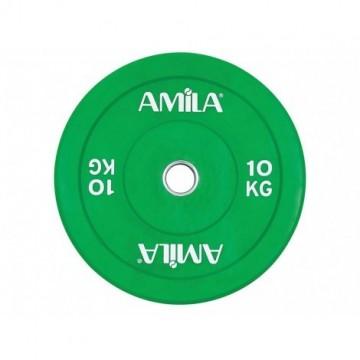 ΔΙΣΚΟΣ CROSSFIT 50mm 10kg 84604 (AMILA)