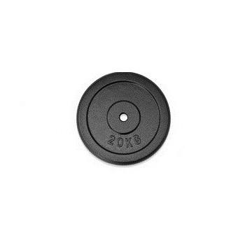 ΔΙΣΚΟΣ ΒΑΡΩΝ ΜΑΣΙΦ Φ28 20 kg 002 (MDS)