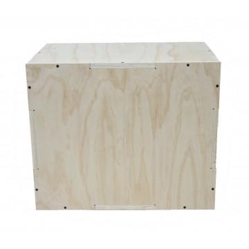 ΚΟΥΤΙ CROSSFIT BOX ΞΥΛΙΝΟ  60x50x40cm 7131 (H&S)