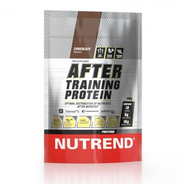 AFTER TRAINING PROTEIN 540gr CHOCOLATE (NUTREND)