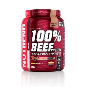 BEEF PROTEIN 900gr CHOCOLATE HAZELNUT (NUTREND)