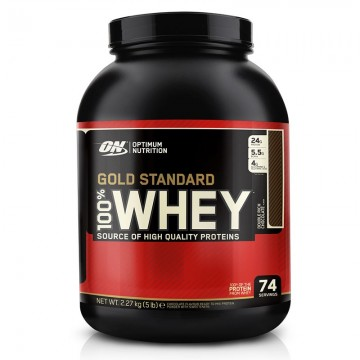 WHEY PROTEIN 2273gr DOUBLE RICH CHOCOLATE (ON)