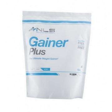 GAINER PLUS BAG 1kg VANILLA (NLS)