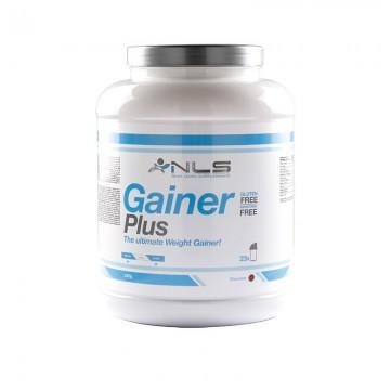 GAINER PLUS 2.300 kg VANILLA (NLS)