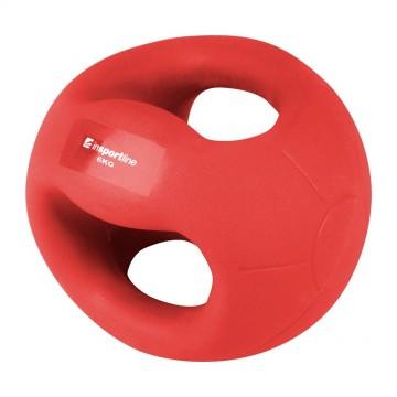 ΜΠΑΛΑ MEDICINE GRIP BALL 6kg 13490 (INSPORTLINE)