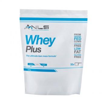 WHEY PLUS PROTEIN BAG 1kg CHOCOLATE (NLS)