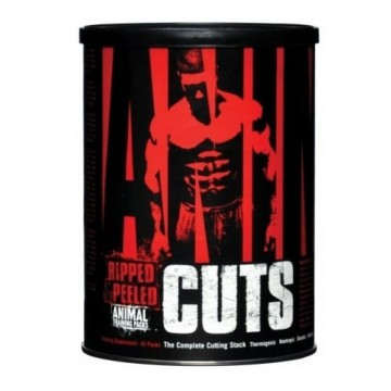 ANIMAL CUTS 42 packs (UNIVERSAL NUTRITION)